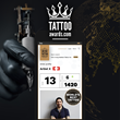 TattooAwards.com Launches 9 New Online Tattoo Competitions to Kick Off October