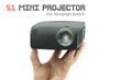 Introducing the S1 LED Mini Projector for Nintendo Switch by AAXA Technologies