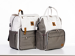 Sleepy Panda Diaper Bags Debut on Kickstarter to Simplify Life for Busy Parents on the Go – Simple, Stylish and Functional