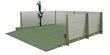 Hydro Engineering Inc Introduces New Low Profile Hydropad Portable Wash Rack