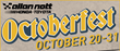 Allan Nott Welcomes Families With Annual Octoberfest Event