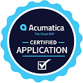 EBizCharge Application Certified by Acumatica
