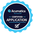 EBizCharge for Acumatica 2018 R2 Application Certified by Acumatica