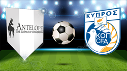 Antelope Systems sponsors Cyprus National Football Team - call center technology and solutions