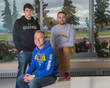 Crowley Presents Scholarships to Three University of Alaska Fairbanks Students