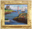 Cape Ann Art Collection of William H. Trayes To Feature At Kaminski Auctions