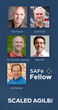 Scaled Agile, Inc., Welcomes Five Lean-Agile Thought Leaders into the SAFe® Fellow Program