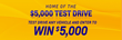 New or Used Vehicle Test Drives Could Net Customers $5,000 in October at Superior Chevrolet