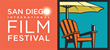 Patio Productions is at San Diego Film Fest as Official Furniture Sponsor
