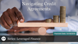 "Financial Poise™ Announces ""Navigating Credit Agreements"" a New Webinar Premiering October 18th at 3:00 PM CST through West LegalEdcenter"