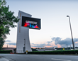 Formetco's Innovative 3-Sided Billboard at Cobb Galleria Centre Completed
