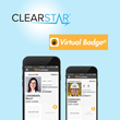 ClearStar Secures New Integration with Virtual Badge for Mobile ID Badging Solution