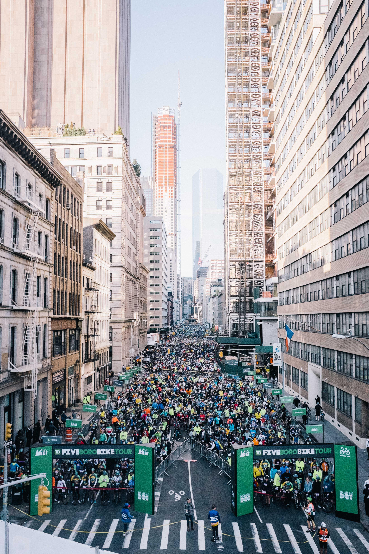 Registration For Bike New Yorks Td Five Boro Bike Tour Opens November 14th