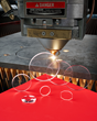 Laser Research Optics New Fiber Fused Silica Lenses Permit Replacement by User On-Site