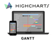 Highsoft, Leader in Charting Tools for Web Developers, Launches Gantt Solution