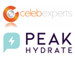 Peak Hydrate Signs On With CelebExperts For Corporate Consulting and Celebrity, Athlete, and Influencer Acquisition