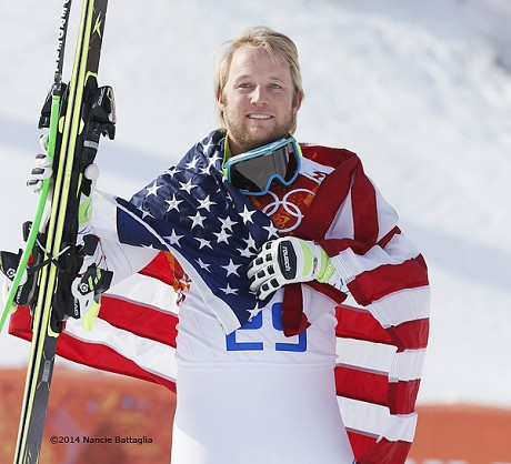 Double Olympic Medalist Andrew Weibrecht Ready To Ski With