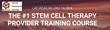 R3 Stem Cell Now Offering Early Bird Discount for Regenerative Medicine Provider Training Course