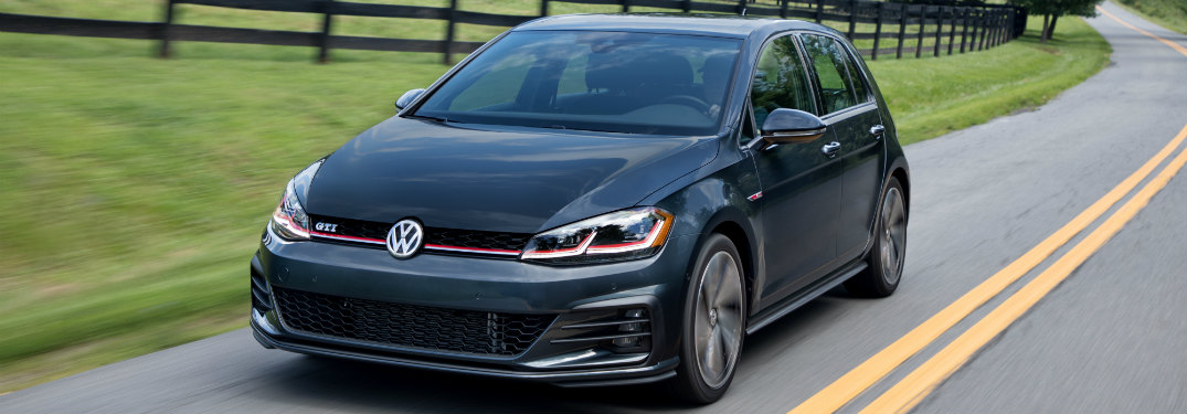 Volkswagen Of Downtown La Showcases The 2018 Golf Gti S Power