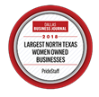 PrideStaff North Dallas Named to Dallas Business Journal's Largest Women-Owned Business List for 17th Consecutive Year