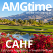 AMGtime Exhibits at CAHF Convention and Expo 2018 in Palm Springs