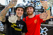 Monster Energy's Kyle Baldock and Colton Walker Earn Silver and Bronze Medals in BMX Dirt Finals at X Games Sydney 2018