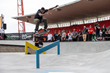 Monster Energy's Ishod Wair Competed in Skateboard Street at X Games Sydney 2018