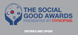 Cynopsis Seeks Exceptional Innovators, Content and Campaigns for Social Good Awards