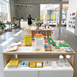 The store offers modern stationary, desk tools and home organization goods curated around the science and psychology of productivity, goals and happiness.