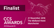 HighRadius a Finalist for the Collections & Customer Service Awards 2018