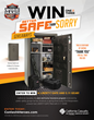 Last Chance for Liberty Safe Giveaway from California Casualty