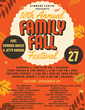 10th Annual Family Fall Festival Scheduled for Oct. 27 at the Simmons Center