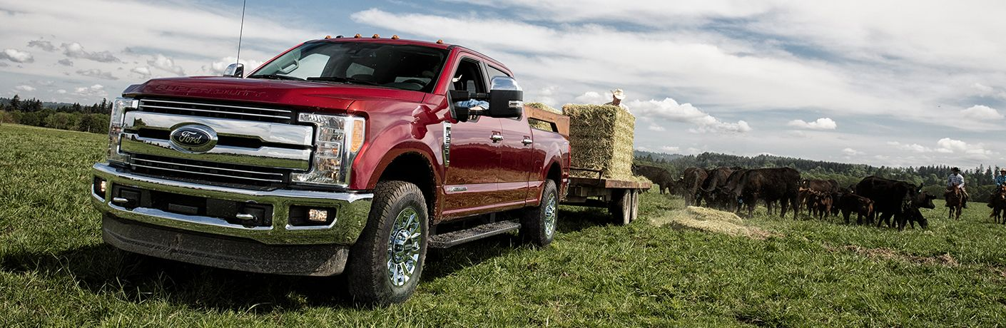 wisconsin ford dealer informs heavy duty truck shoppers   ford   towing power