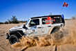 Jeep Wrangler Rubicons and Porsche Cayenne Capture Top Positions at the 2018 Rebelle Rally