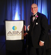 NSL President Larry Somrack Inducted as an ASM Trustee
