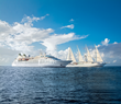 Windstar Named Best Small-Ship Cruise Line in AFAR Magazine's Travelers' Choice Awards