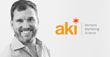 Aki Technologies Taps Global Brand Exec Richard Black for Chief Marketing Officer