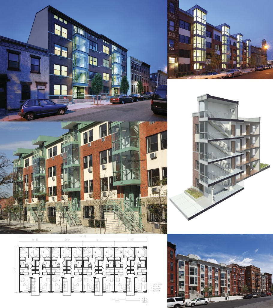 Cheap Apartments Low Income: Prototype For Affordable Housing By RKTB Architects
