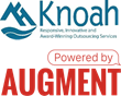 Knoah Solutions and Augment Team Up to Deploy ChatHelper: Bringing the Power of AI to the Digital Agent Desktop in Real-time