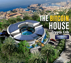 The Bitcoin House First SELF-PAYING Home Mortgage to the World