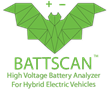 BATTSCAN High Voltage Battery Analyzer Simplifies Hybrid Electric Vehicle Battery Testing In Automotive Service and Repair