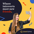 Chatspin Finds That Introverts Prefer Random Video Chat Platforms Over Traditional Social Media Outlets