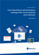 Rencore Publishes Their 2018 SharePoint Administrator Report