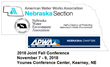 Huffman Engineering to Share Expertise in Three Presentations on Clean Water and Wastewater Technology at Nebraska AWWA/APWA/NWEA Conference