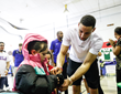 "Nonprofit Operation Warm Kicks off ""3 Millionth Coat Tour"" with Ben Simmons and the Philadelphia 76ers"