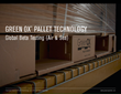 New Green Ox® Pallet Technology Testing Report Proves Global End-To-End Usage