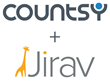 Startup Ceos Get a Real-Time View of Operations with the Latest Countsy and Jirav Partnership to Provide Jirav Lite's Financial Reporting Dashboard To Countsy Clients