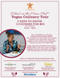 Maisha Wynn Announces 'What's on the Menu Tour' Highlighting Chicago Restaurants and Dishes During World Vegan Month!