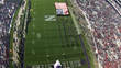 Skydivers Return for Another Sold Out Northwestern Football Game
