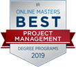 OnlineMasters.com Names Top Master's In Project Management Programs for 2019